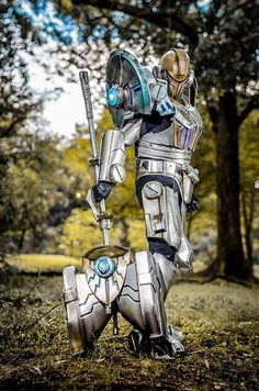 League of Legends - Full Metal Jayce Cosplay by Pat Ronin Patawikorn      Photography by ตาเฉย : Jumping Photographer