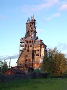 13 story House in Russia