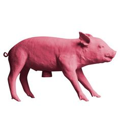 Bank In The Form Of A Pig now featured on Fab.