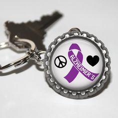 Alzheimers  Awareness Causes Alzheimer's by NannyGoatsCloset