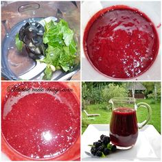 Sirop de mure cu menta la rece preparare Smoothie, Alcoholic Drinks, Cooking, Canning, Health And Wellness, Kitchen, Smoothies, Liquor Drinks, Alcoholic Beverages