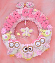 Atelier - Boutique D' Caroline: Muito rosa para a Ana Clara!
