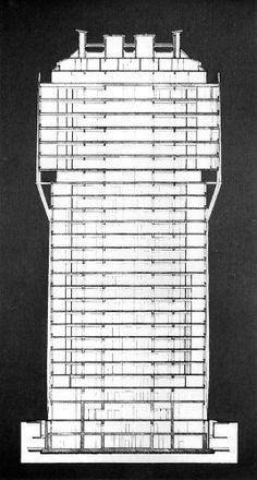 Torre Velasca ERNESTO NATHAN ROGERS.  http://www.milanoarte.net/it/tour/la-milano-che-cambia-da-leonardo-da-vinci-gae-aulenti