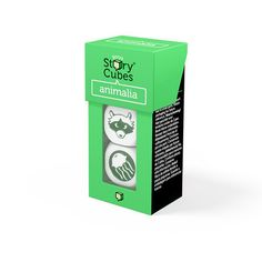 Rory's Story Cubes® Mix : Animalia - #taalspellen #spellen #lageronderwijs - plaatsnr. SL TAAL /088