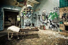 Urban Exploring - Beelitz-Heilstätten, Berlin photos on Fotopedia - Images for Humanity