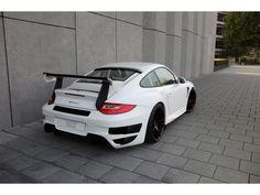 Porsche TechArt GT street RS