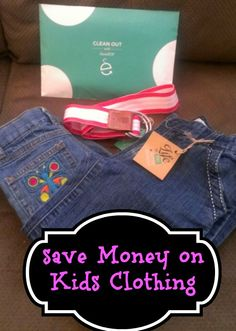 Saving Money on Kids Clothes with Thredup.