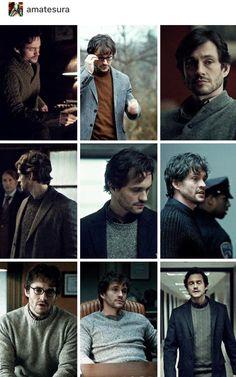 Hannibal Tv Series, Will Graham, True Colors, Boys, Lamb, Netflix, Horror, Movie Posters, King