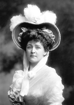 """Daisy Brooke, Countess of Warwick -- In 1895, she was one of the mistresses of Bertie, Prince of Wales (later Edward VII). She couldn't keep secrets, earning for herself the nickname """"The Babbling Brook."""""""