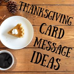 30+ Ideas for Thanksgiving Messages to Write in a Card