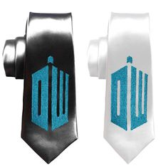 Doctor who mens tie, TARDIS necktie, dr who skinny tie, geek wedding tie, prom graduation party tie, fathers day - pinned by pin4etsy.com