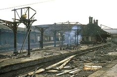 sheffield victoria station Disused Stations, Sheffield England, Steam Railway, Steam Engine, Abandoned, Trains, Past, British, Sheffield