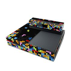Microsoft Xbox One Skin - Tetrads by DecalGirl Collective | DecalGirl