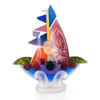 Borowski glass Art Objects   Glaskunst beelden   Glaskunst sculpturen   Glas Tuinbeelden