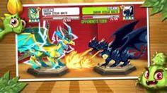 A big battle!