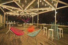 ZINC Wedding Showcase 2013 - bright deck / courtyard setting