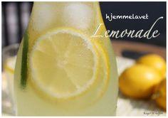 Lemonade til en varm sommerdag