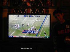 New England Patriots 34-20 beats Buffalo Bills on their last football game