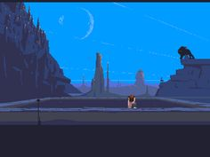 'Another World': Before 'Limbo' there was this amazing game...