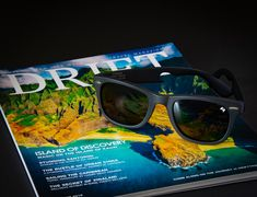 Sunglasses Giveaway from DRIFT Travel & William Painter