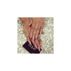 laqué nail bar ❤ liked on Polyvore featuring beauty products, nail care and nails