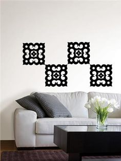 Casbah Room Panels | Casbah Wall Decals | Casbah Room Decals