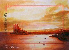 King's Landing by DavidDeb.deviantart.com on @deviantART