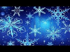 Winter Fantasy Music - Snowflake Lullaby