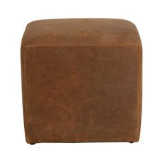 This well-proportioned cube is a welcome addition to any interior, providing extra seating wherever needed. So flexible, cubes can be used alone or in pairs and are easily stowed under a console when not in use. They are also a family-friendly alternative to a traditional coffee table.