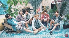 #BTS #방탄소년단 ❤ 2016 Summer Package - BTS in DUBAI.
