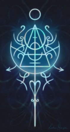 Sigil of Emotional Control To help you identify, understand, and prevent your emotions from overwhelming you and compelling you to take impulsive actions. Made using my personal cypher. *commissions are open!* Custom sigils are currently 25 a piece....