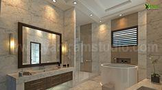#Interior #Design #Modern #Bathroom