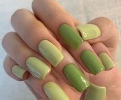 Heart Nail Designs, Green Nail Designs, Nail Art Designs, Nails Design, Cute Nails, Pretty Nails, My Nails, Grunge Nails, Swag Nails