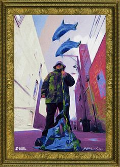 Alex Wiley – Sexual Dolphin