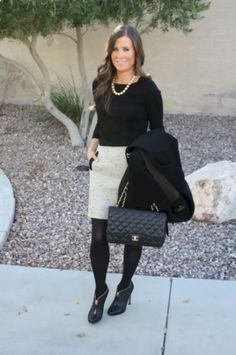 Trendy business casual work outfit for women (41) - Fashionetter