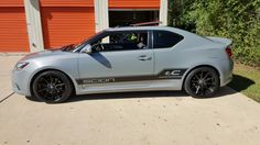 "2012 scion tc 19 "" rohana wheels"