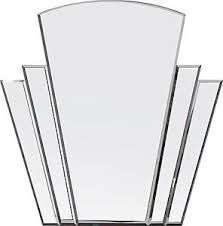 Pin for Later: Retro Gifts For Dita Von Teese Wannabes Heart of House Olivia Art Deco Wall Mirror Art Deco Bathroom, Art Deco Mirror, Wall Mirror, Bathroom Storage, Art Deco Home, Home Art, Metalarte, Art Deco Cards, Art Deco Pattern