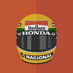 22 years ago. Gone but never forgotten: Ayrton Senna (21 March 1960 - 1 May 1994). Brazilian legend who won 3 World Championships in F1 and is regarded as one of the best F1 drivers of all time. As a tribute I present you a 'Magnified' version of his iconic helmet. #Instadaily #art #Senna #Brazil #F1 #like4like #legend #rip #magnified #graphicdesigncentral