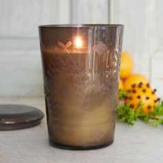 Spiced Clementine Candle