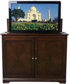 tv lift cabinet sharper image cool u0026 pinterest cabinet design birch and storage