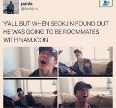 Namjin for life~