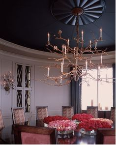 VT Interiors - Library of Inspirational Images: Shades of pink