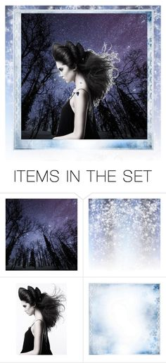 """Long lonely Nights ...."" by glitterlady4 ❤ liked on Polyvore featuring art"