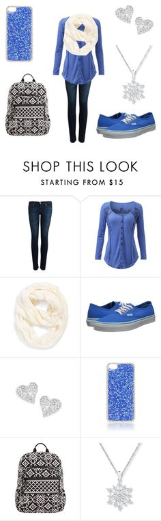 """""""Untitled #96"""" by a-hidden-secret ❤ liked on Polyvore featuring AG Adriano Goldschmied, Echo, Vans, Vivienne Westwood, Forever New and Vera Bradley"""