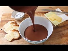 How To Make French Hot Chocolate At Home - YouTube