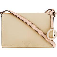 Estate Crossbody Bag in Seashell // Oroton