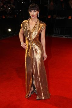 Christina Ricci in Givenchy couture