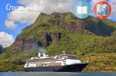 Escala en Moorea, Polinesia Francesa, Crucero Asia 2013, día 63