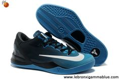 Discount 615315 500-2 Blue Sapphire Black White Kobe 8 System MC Mambacurial FB Latest Now