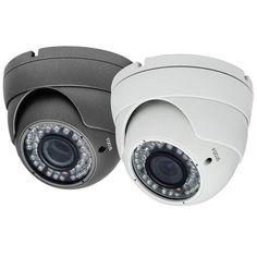 XIB-1032V 1080p, 2.8~12mm VF Lens EYEBALL IR HD-SDI Dome Camera